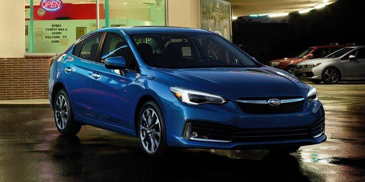 Subaru actualiza el Impreza 2020