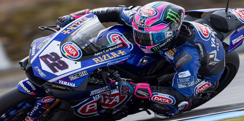 Alex Lowes acompañará a Rea en Kawasaki para 2020