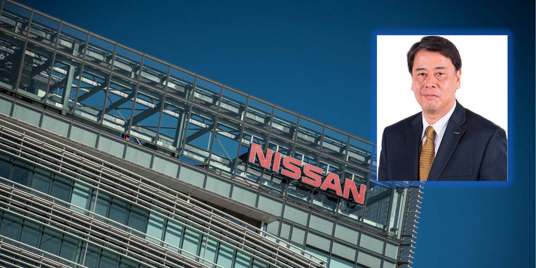 Nissan ya tiene nuevo CEO, Makoto Uchida