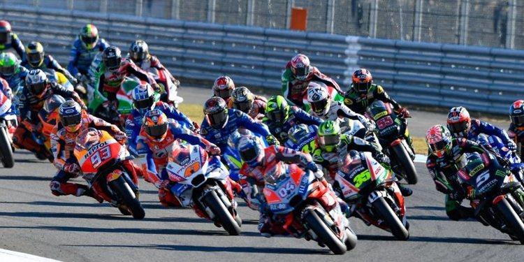 Horarios del Gran Premio de Japón de MotoGP