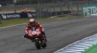 """Andrea Dovizioso: """"Nuestro objetivo ahora es mantener la segunda posición"""""""