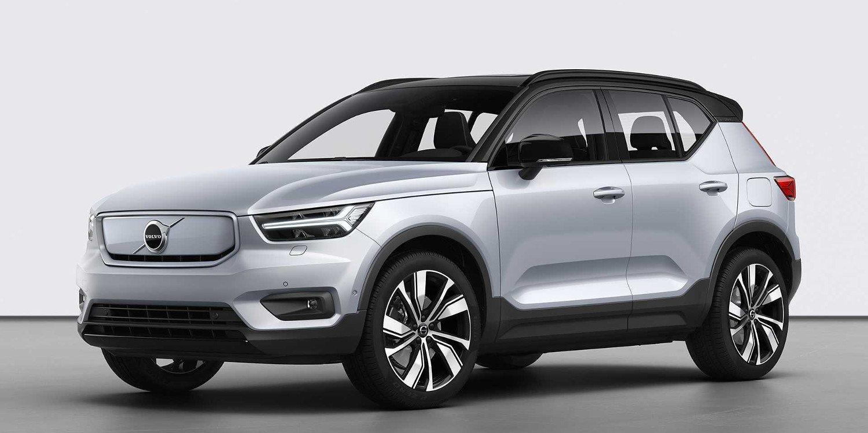 Volvo anuncia la llegada del XC40 Recharge