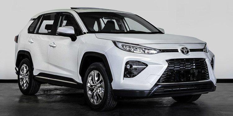 Nuevo Toyota Wildlander 2020 solo para China