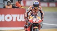 """Marc Márquez: """"Mañana tendremos mucha presión de las Yamaha"""""""