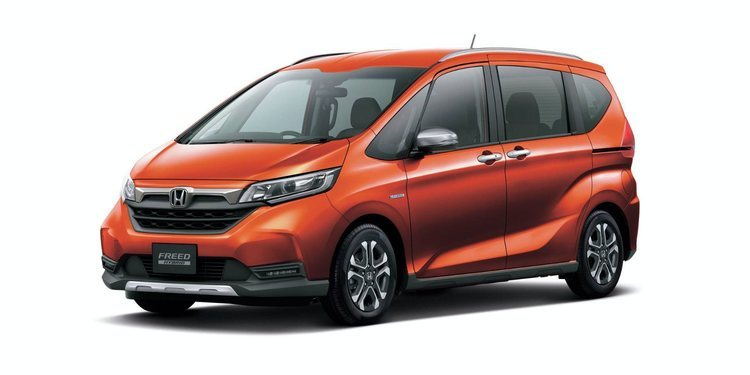 Honda Freed 2020