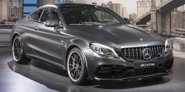 El Mercedes AMG C 63 cambiará su tren motriz por uno híbrido