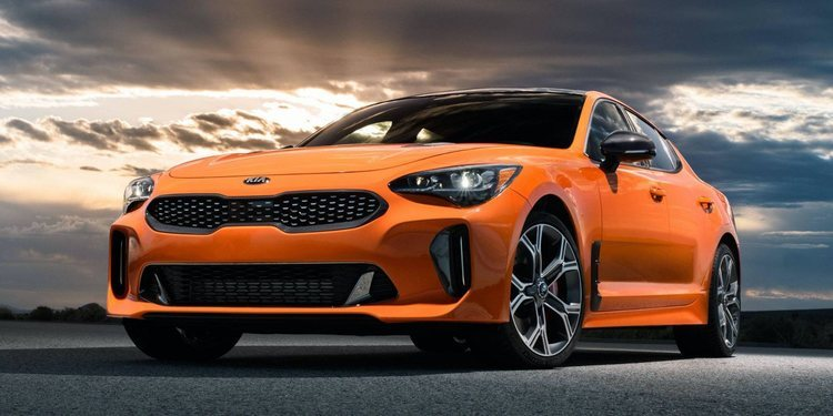Kia Stinger Carbon Edition