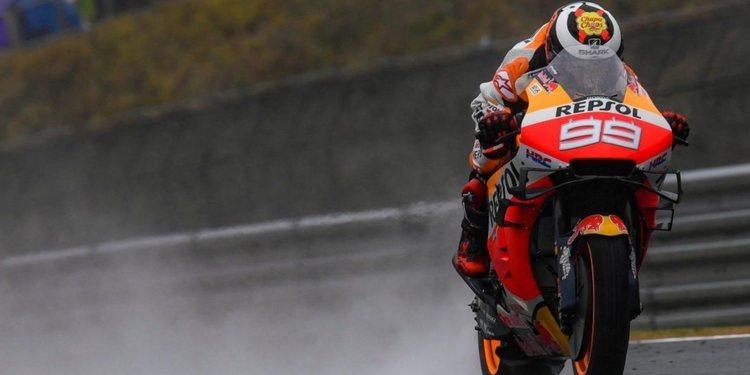 """Jorge Lorenzo: """"De las tres motos que he pilotado, la Honda es la que más se aleja de mi estilo"""""""