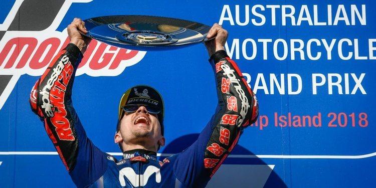 Horarios del Gran Premio de Australia