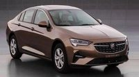 Se actualiza el Buick Regal para China
