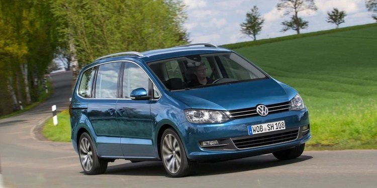 One Million la nueva serie especial del Volkswagen Sharan