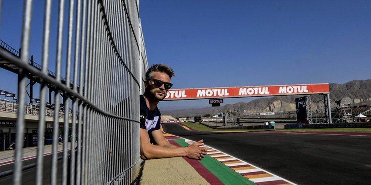 Leon Camier ficha por el Barni Racing Team para 2020