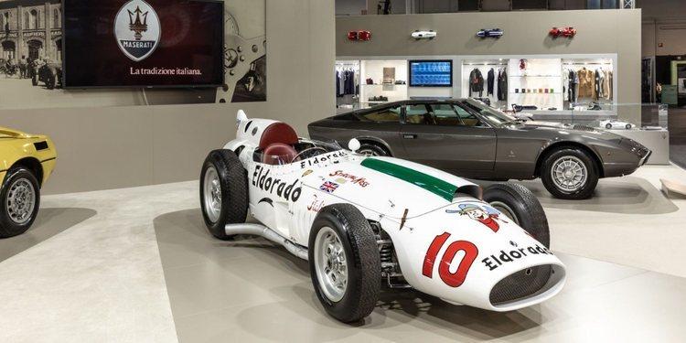 "Maserati 420M 58 ""El Dorado"""