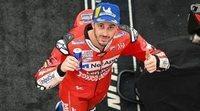 """Andrea Dovizioso: """"No me puedo dormir si quiero mantener la segunda posición"""""""