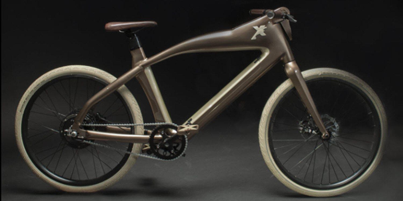 X One la bicicleta eléctrica futurista