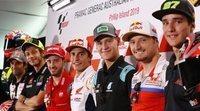 Rueda de prensa del Gran Premio de Australia 2019
