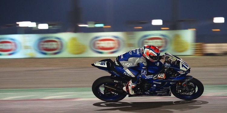 Jules Cluzel enciende la mecha del campeonato en Catar