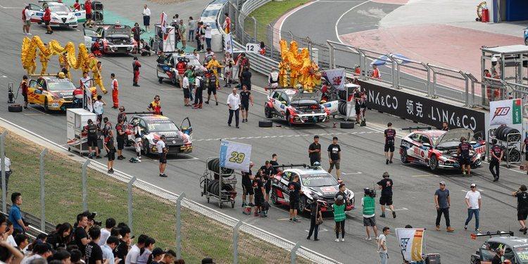 Previo del WTCR 2019: Horarios de la carrera de Suzuka