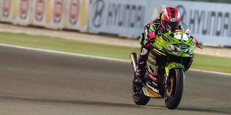 Ana Carrasco se lleva la última pole del año en Qatar