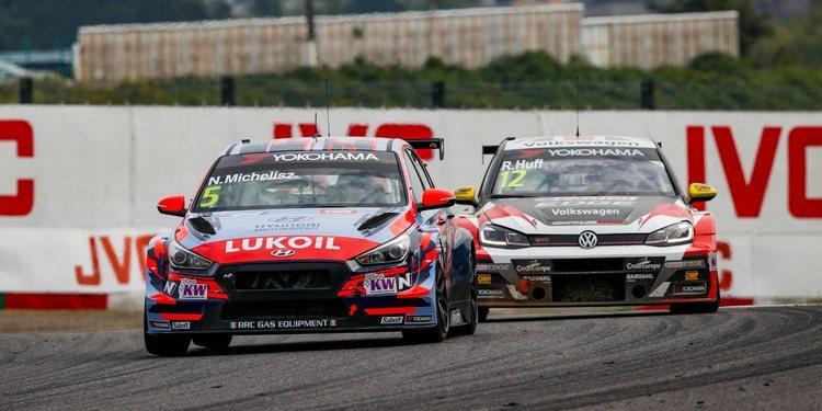 Norbert Michelisz gana en la segunda carrera de Suzuka