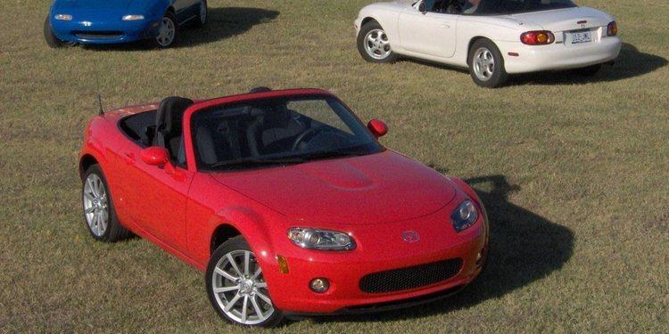Bubbletop, una novedad para los Mazda MX-5
