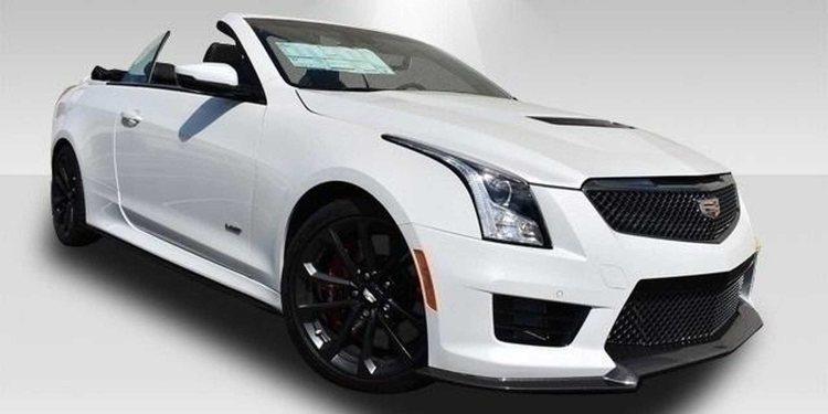 Cadillac ATS-V Coupe 2017 a la venta