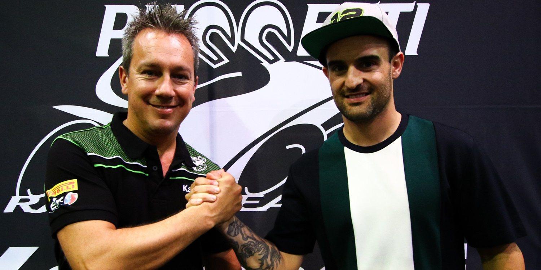 Xavi Forés confirma su retorno al mundial de SBK de la mano del Puccetti