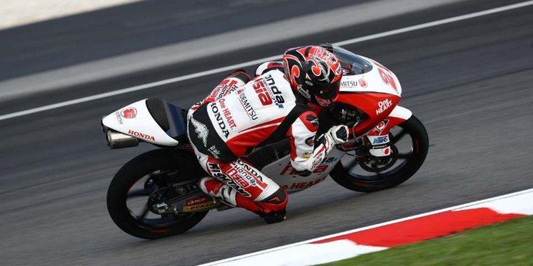 Toba lidera en la primera jornada del GP de Malasia