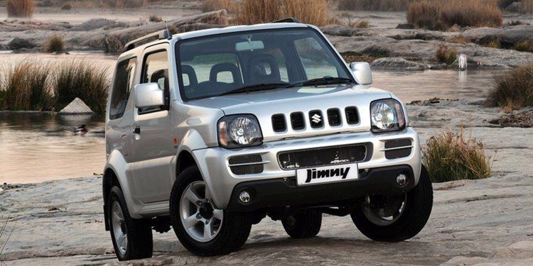 Historia del Suzuki Jimny
