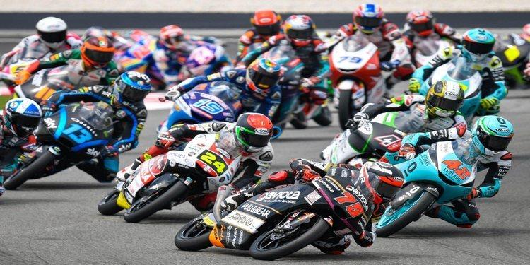Lorenzo Dalla Porta se hace con la victoria al límite en Moto3