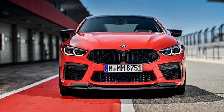 El nuevo BMW M8 Coupé a la venta en Australia