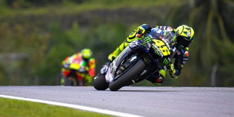 """Valentino Rossi: """"La diferencia de potencia con las demás es más grande que nunca"""""""