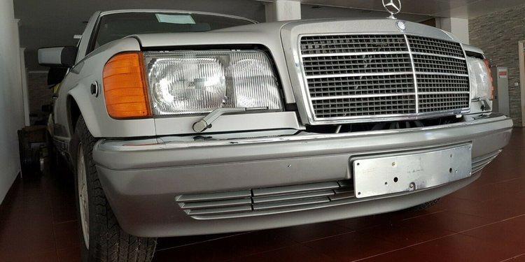 Mercedes 560 SEL de 1986 a la venta