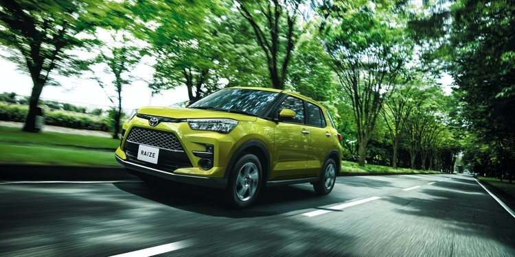 Nuevo Toyota Raize 2020