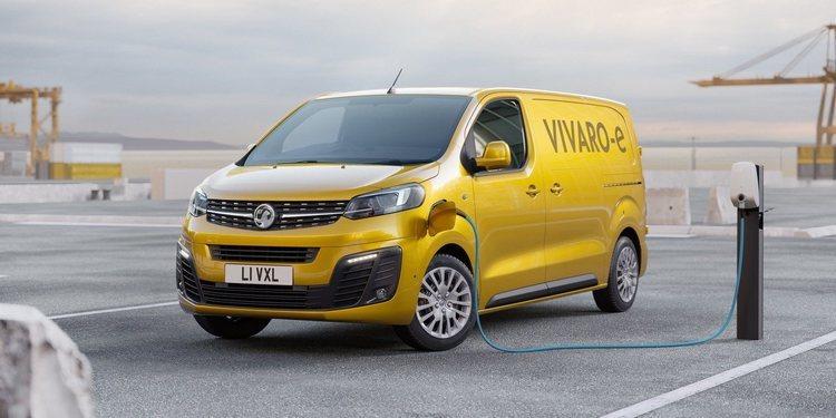 Opel presentó el Vivaro eléctrico