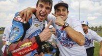 """Alex Márquez: """"¿Duelo contra Marc en MotoGP? No lo pienso por ahora"""""""