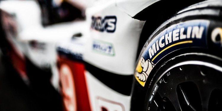 Michelín proveedor oficial de neumáticos de los Hipercoches