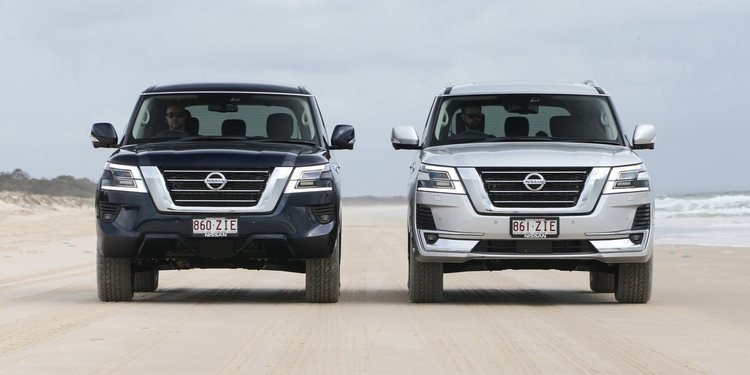 Nissan Patrol 2020 confirmado para Australia