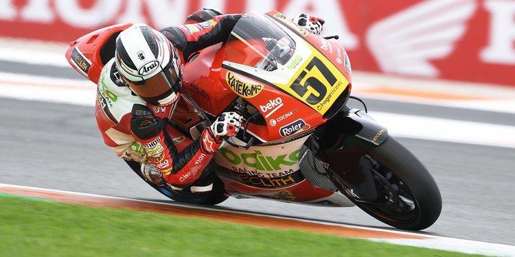 Edgar Pons gana la última carrera en Cheste