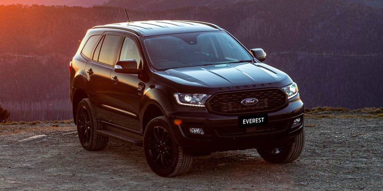 Nuevo Ford Everest Sport 2020