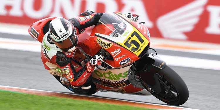Edgar Pons y Federal Oil Gresini Moto2, juntos en 2020