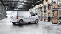 La nueva furgoneta eléctrica se llama Peugeot e-Expert