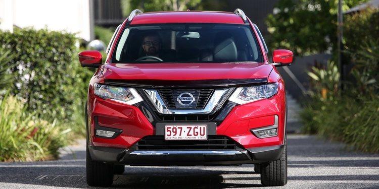 Nissan X-Trail N-Trek Limited Edition