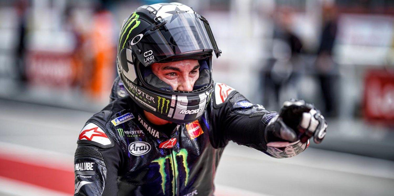 """Stefano Rendina: """"No sé si Maverick encajaría con la Ducati"""""""