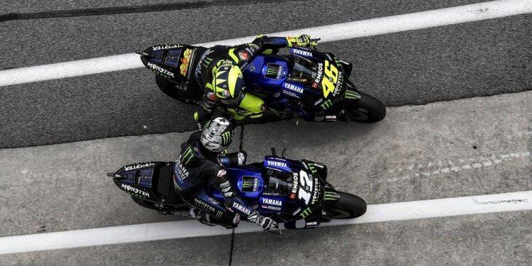 """Valentino Rossi: """"Hay que pilotar de otra manera para encontrar el límite"""""""