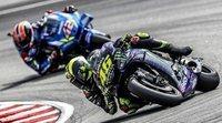 """Valentino Rossi: """"No ha sido una temporada fácil"""""""