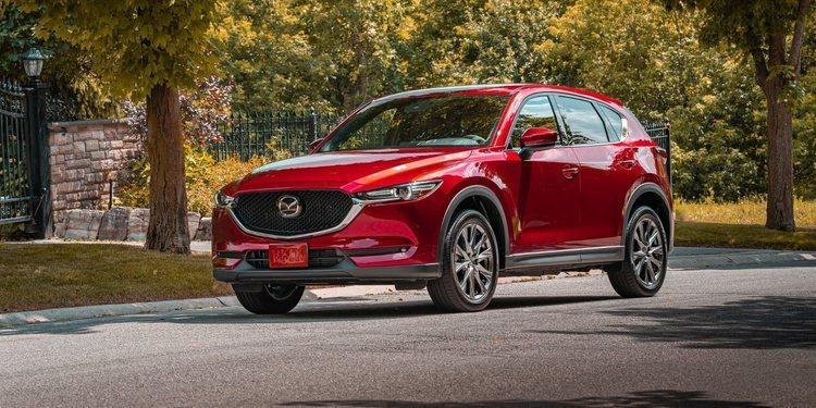 Llega el Mazda CX-5 2020 con precios más altos