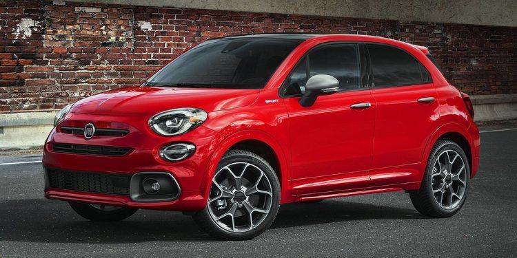 Fiat 500X Sport Edition 2020