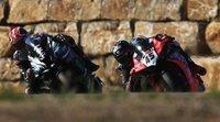 Jonathan Rea lidera en Aragón seguido de cerca por Scott Redding