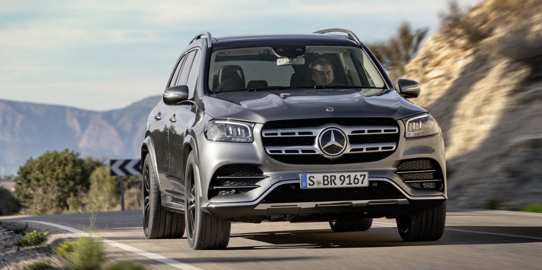 El Mercedes-Benz GLS 2020 llega a Australia